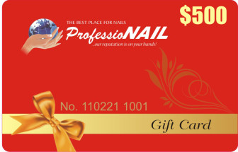 $500 professionail giftcard